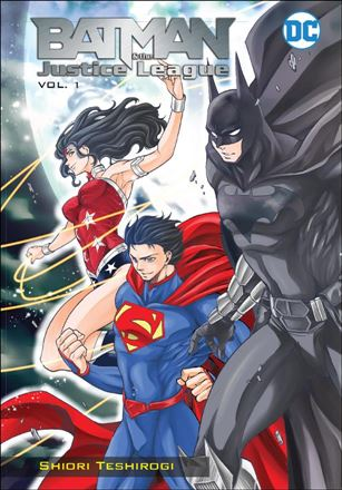 Batman and the Justice League 1-A