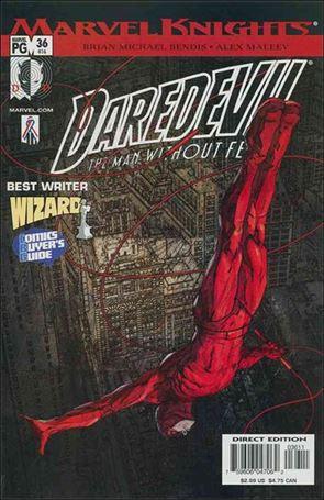 Daredevil (1998) 36-A