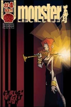 Monster Club (2004) 4-A by AP Comics