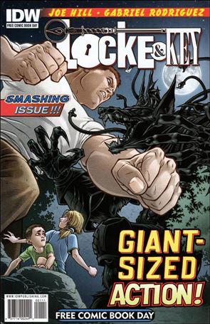 Locke & Key: Free Comic Book Day Edition nn-A