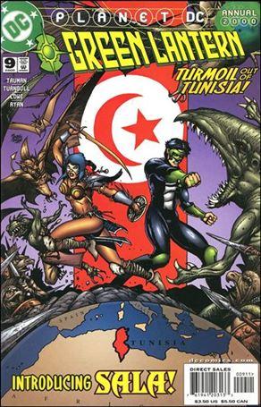 Green Lantern Annual (1992) 9-A