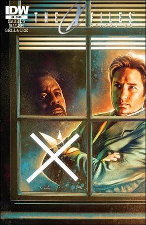 X-Files: Season 10 8-A