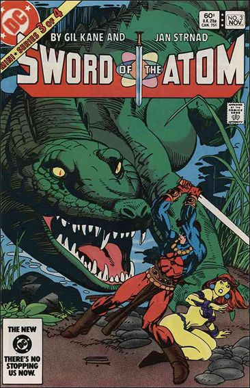 Sword of the Atom 3-A by DC