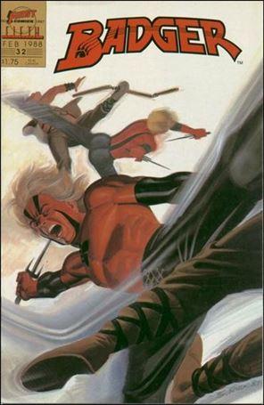 Badger (1983) 32-A