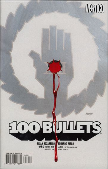 100 Bullets 56-A by Vertigo