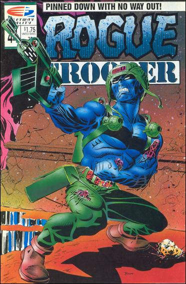 Rogue Trooper (1986) 44-A by Quality Comics