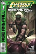 Justice League: The Rise and Fall Special 1-A
