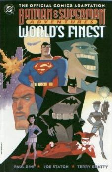 Batman & Superman Adventures: World's Finest 1-A by DC