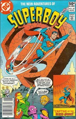 New Adventures of Superboy 20-A