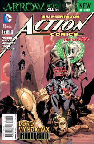 Action Comics (2011) 17-A by DC