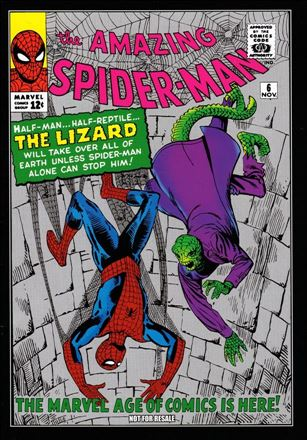 Amazing Spider-Man (1963) 6-B