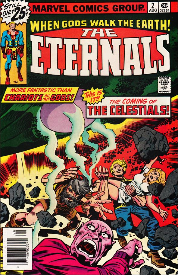 Eternals (1976) 2-A by Marvel