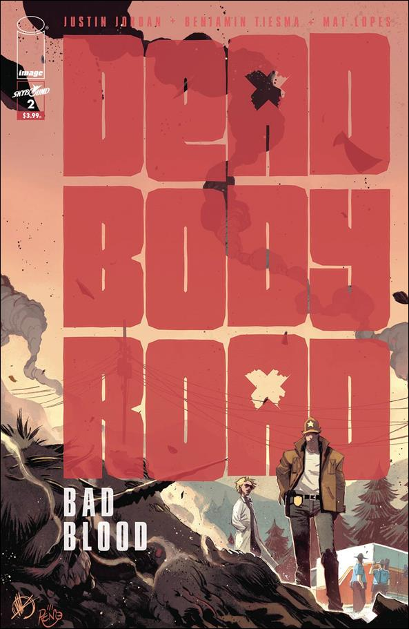 Dead Body Road: Bad Blood 2-A by Skybound Entertainment
