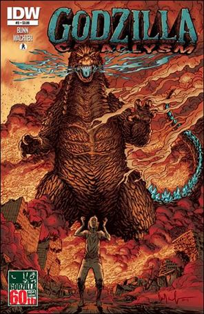 Godzilla: Cataclysm 3-A