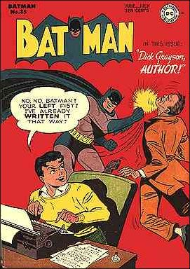 Batman (1940) 35-A by DC