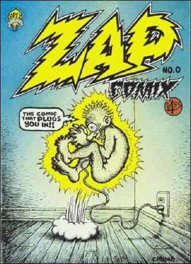 Zap Comix 0-L by Last Gasp