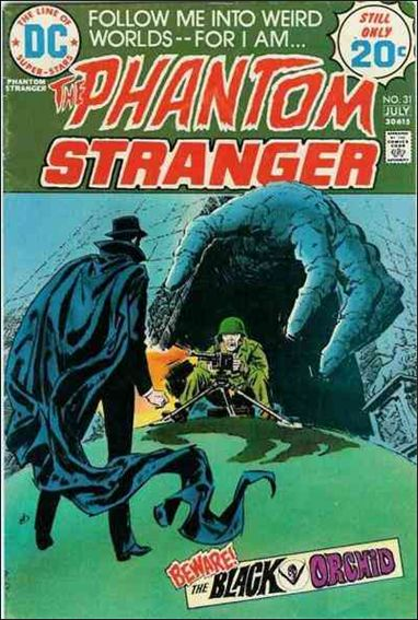 Phantom Stranger (1969) 31-A by DC