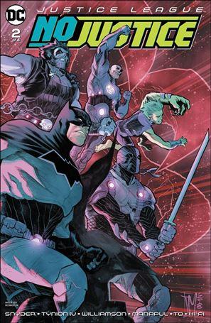 Justice League: No Justice 2-A