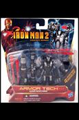 Iron Man 2 (Armor Tech) War Machine (Concept Series)