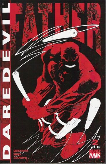 Daredevil: Father 2-A by Marvel
