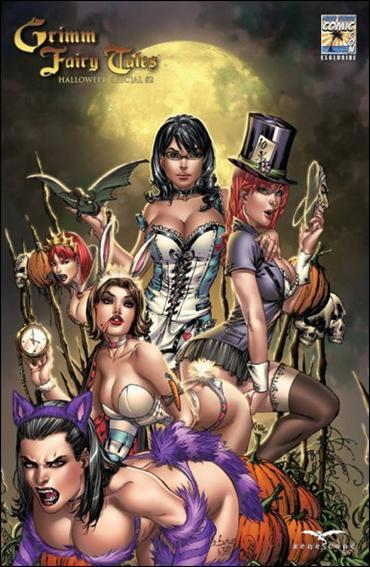 Grimm Fairy Tales: Halloween Special 2-C by Zenescope Entertainment
