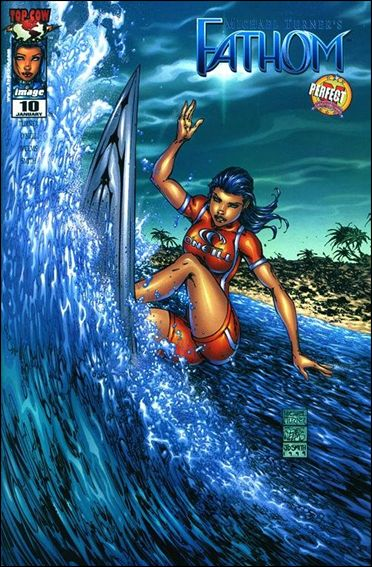 Fathom (1998) 10-B by Top Cow