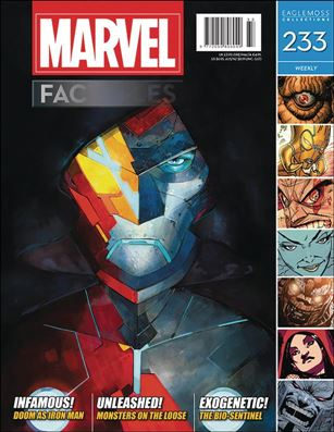 Marvel Fact Files 233-A