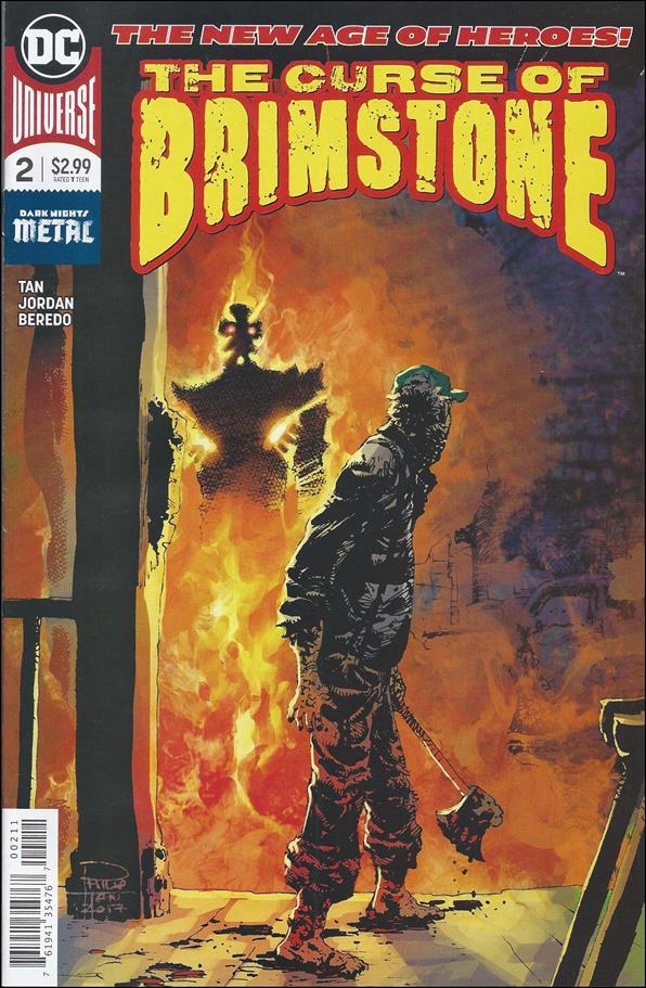 Curse of Brimstone 2-A by DC