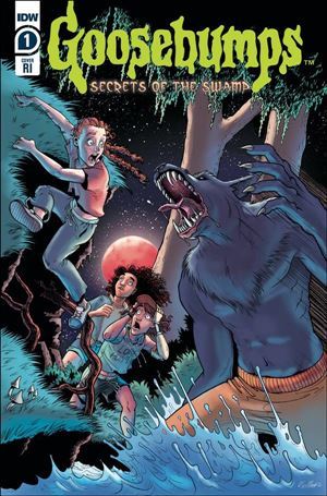 Goosebumps: Secrets of the Swamp 1-B