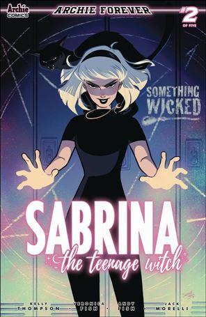 Sabrina the Teenage Witch: Something Wicked 2-B
