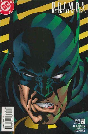 Detective Comics (1937) 716-A by DC