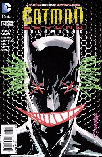 Batman Beyond Unlimited 13-A by DC