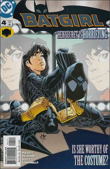 Batgirl (2000) 4-A by DC