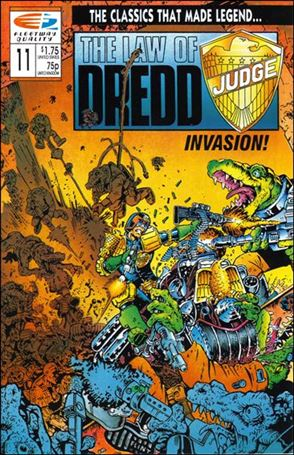 Law of Dredd 11-A