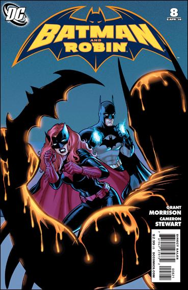 Batman and Robin (2009) 8-B by DC