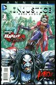 Injustice: Gods Among Us Annual 1-A