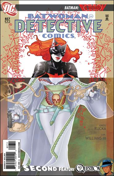 Detective Comics (1937) 857-A by DC