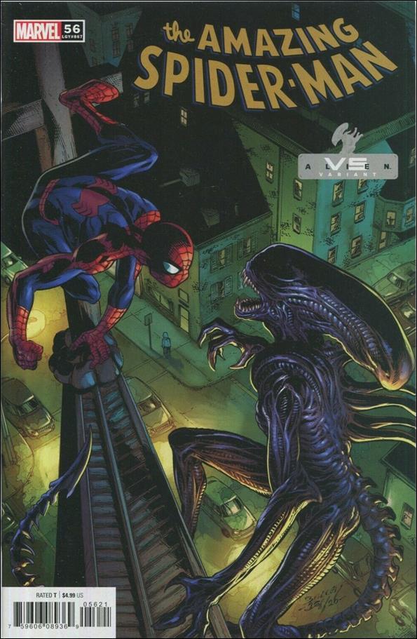 Amazing Spider-Man (2018) 56-C by Marvel