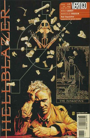 Hellblazer 178-A by Vertigo