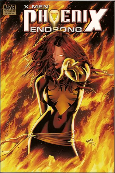 X-Men: Phoenix - Endsong 1-A by Marvel