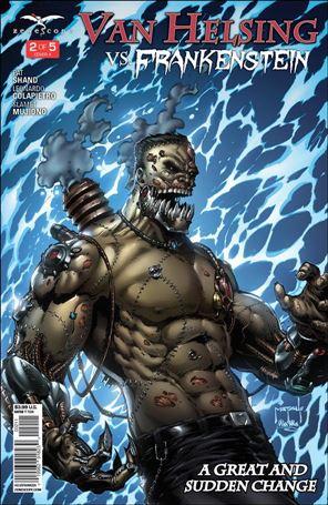 Van Helsing vs. Frankenstein 2-A
