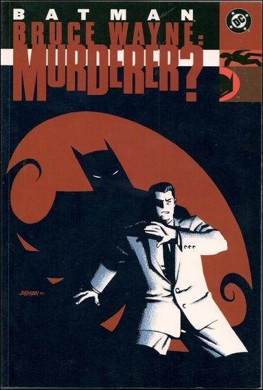 Batman: Bruce Wayne Murderer? nn-A by DC