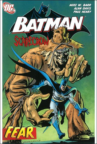 Batman/Scarecrow: Fear 1-B by DC