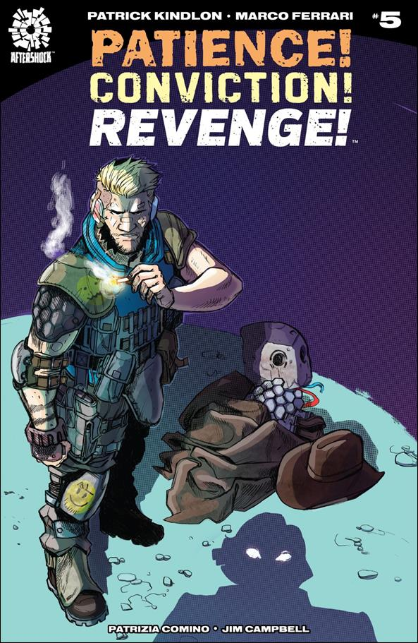 Patience! Conviction! Revenge! 5-A by AfterShock