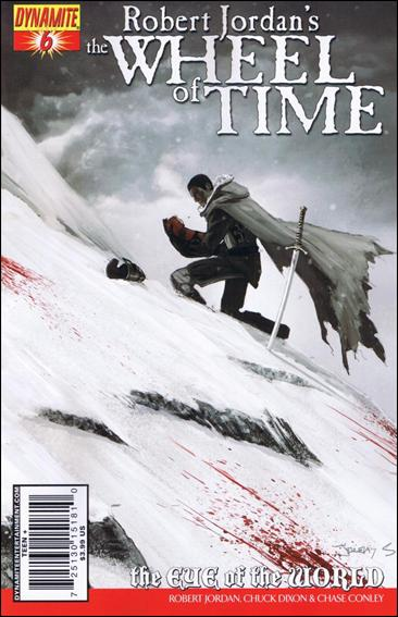 Robert Jordan's Wheel of Time: The Eye of the World (2010) 6-A by Dynamite Entertainment