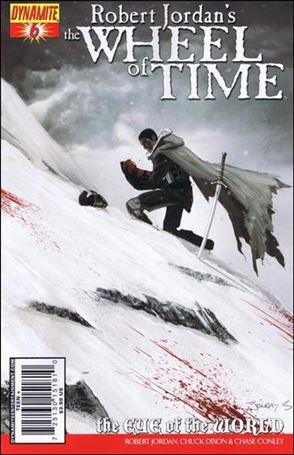 Robert Jordan's Wheel of Time: The Eye of the World (2010) 6-A