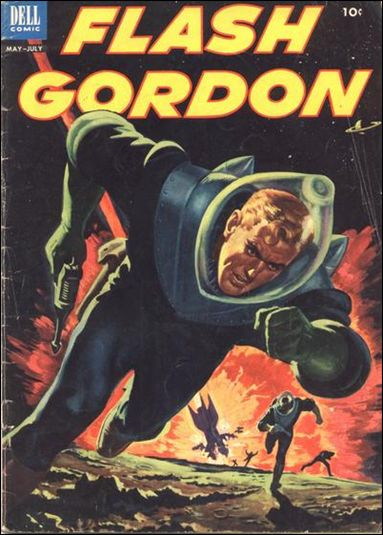 Flash Gordon (1953) 2-A by Dell