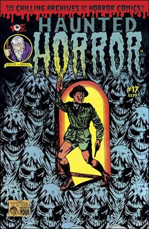 Haunted Horror 17-A