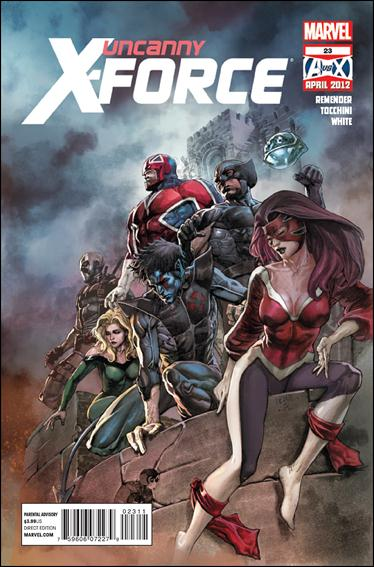 Uncanny X-Force (2010) 23-A by Marvel