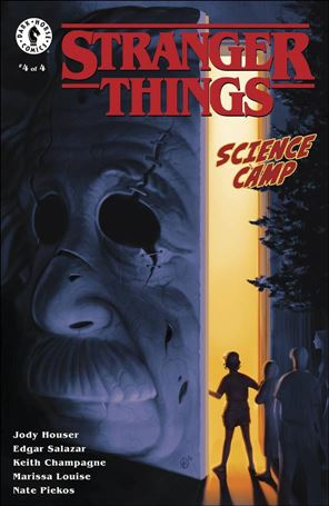 Stranger Things: Science Camp 4-A